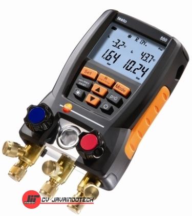 Review Spesifikasi dan Harga Jual Testo 550 Digital Manifold original termurah dan bergaransi resmi