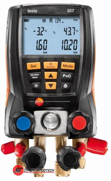 Review Spesifikasi dan Harga Jual Testo 557 Digital Manifold original termurah dan bergaransi resmi