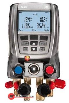 Review Spesifikasi dan Harga Jual Testo 570 Digital Manifold original termurah dan bergaransi resmi