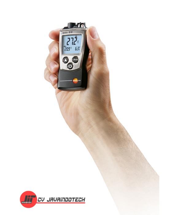 Review Spesifikasi dan Harga Jual Testo 810 2-Channel Temperature Measuring Instrument original termurah dan bergaransi resmi