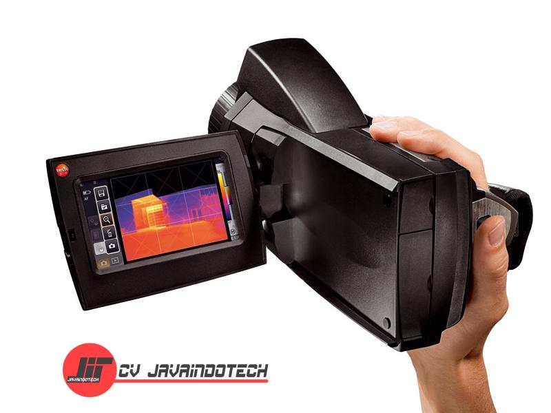 Review Spesifikasi dan Harga Jual Testo 885 Thermal Imager original termurah dan bergaransi resmi
