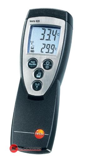 Review Spesifikasi dan Harga Jual Testo 925 Temperature Measuring Instrument original termurah dan bergaransi resmi