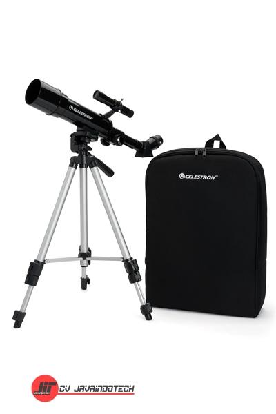 Review Spesifikasi dan Harga Jual Celestron Travel Scope 50 Portable Telescope original termurah dan bergaransi resmi