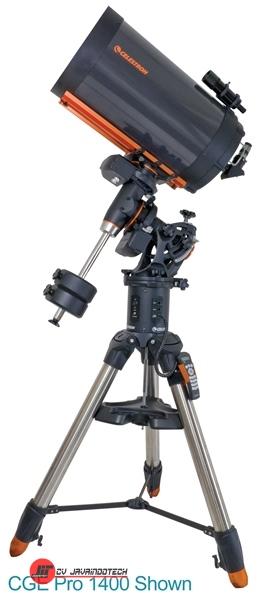 Review Spesifikasi dan Harga Jual Celestron CGE Pro 1400 FASTAR Computerized Telescope original termurah dan bergaransi resmi