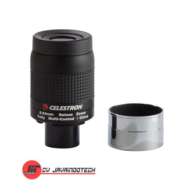 """Review Spesifikasi dan Harga Jual Celestron Deluxe Zoom Eyepiece 8-24 mm - 1.25"""" & 2"""" original termurah dan bergaransi resmi"""