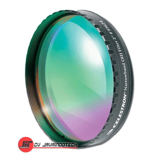 Review Spesifikasi dan Harga Jual Celestron Oxygen III Narrowband Filter - 2 in original termurah dan bergaransi resmi