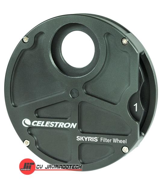 """Review Spesifikasi dan Harga Jual Celestron Skyris 5-Position 1.25"""" Filter Wheel original termurah dan bergaransi resmi"""