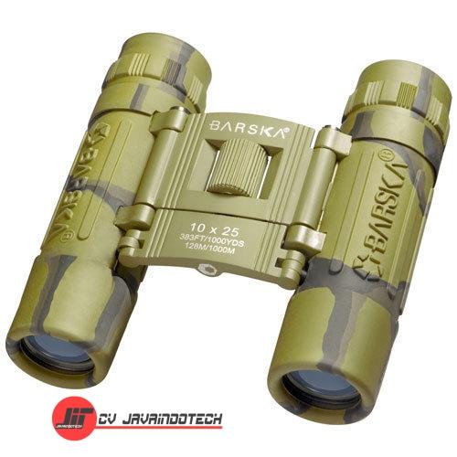Review Spesifikasi dan Harga Jual Barska 10x25 Lucid View Camo Binoculars original termurah dan bergaransi resmi