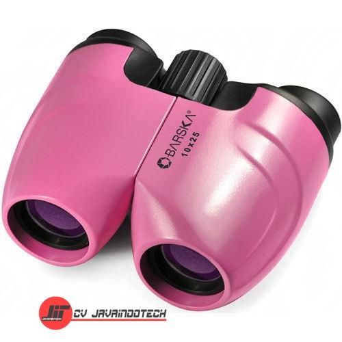 Review Spesifikasi dan Harga Jual Barska 10x25 Pink Colorado Binoculars original termurah dan bergaransi resmi