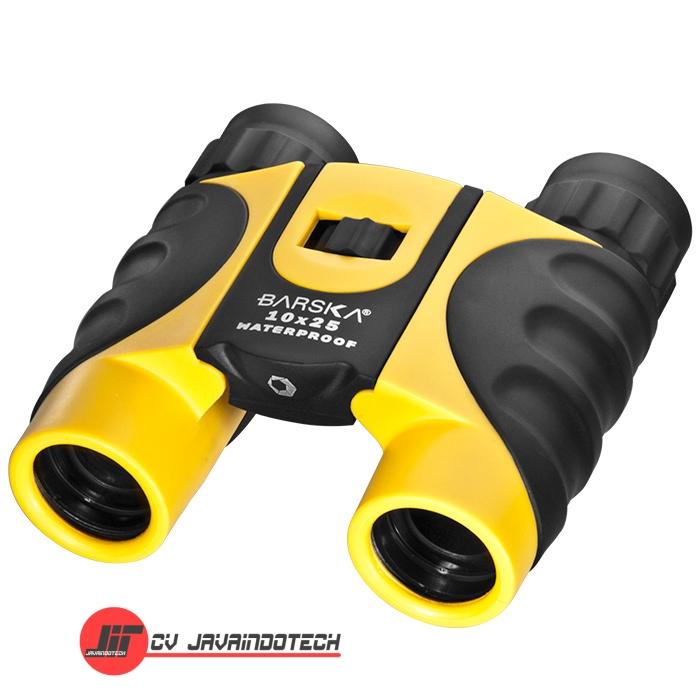 Review Spesifikasi dan Harga Jual Barska 10x25 Waterproof Colorado Binocular original termurah dan bergaransi resmi