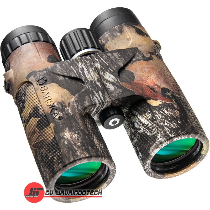 Review Spesifikasi dan Harga Jual Barska 10x42 WP Blackhawk Bak-4 Green Lens Mossy Oak original termurah dan bergaransi resmi