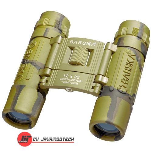 Review Spesifikasi dan Harga Jual Barska 12x25 Lucid View Camo Binoculars original termurah dan bergaransi resmi