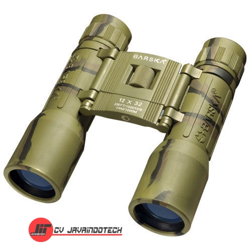 Review Spesifikasi dan Harga Jual Barska 12x32 Lucid View Camo Binoculars original termurah dan bergaransi resmi