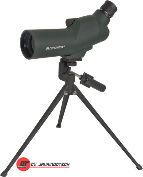 Review Spesifikasi dan Harga Jual Celestron 15-45x 50mm 45 Degree UpClose Spotting Scope original termurah dan bergaransi resmi