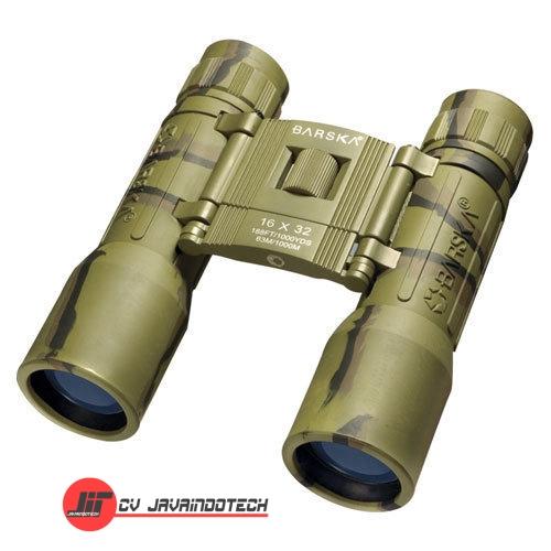 Review Spesifikasi dan Harga Jual Barska 16x32 Lucid View Camo Binoculars original termurah dan bergaransi resmi