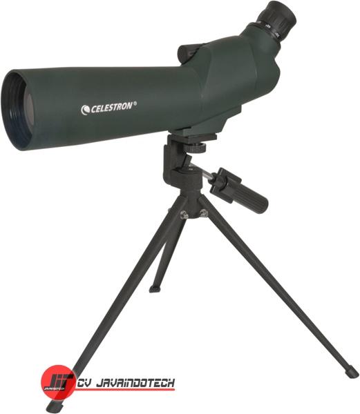 Review Spesifikasi dan Harga Jual Celestron 20-60x 60mm 45 Degree UpClose Spotting Scope original termurah dan bergaransi resmi