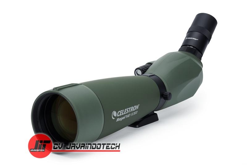 Review Spesifikasi dan Harga Jual Celestron 27x LER (Long Eye Relief) 80mm Regal M2 Spotting Scope Kit original termurah dan bergaransi resmi