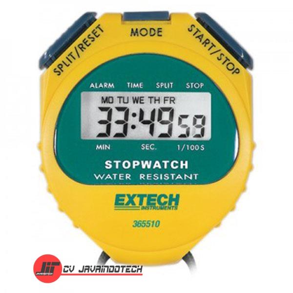 Review Spesifikasi dan Harga Jual Extech 365510: Stopwatch/Clock Digital LCD Stopwatch plus Calendar and Alarm original termurah dan bergaransi resmi
