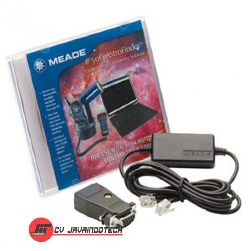 Review Spesifikasi dan Harga Jual Meade #506 Connector Cable Kit with AutoStar Suite Astronomer Edition Software original termurah dan bergaransi resmi