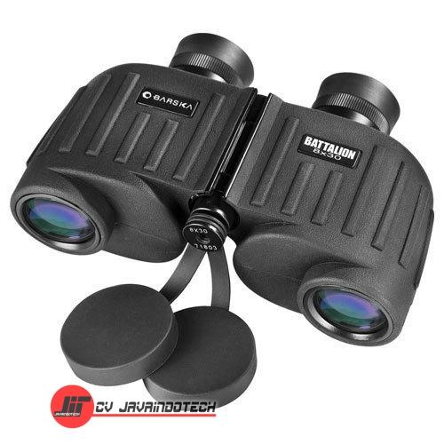 Review Spesifikasi danHarga Jual Barska AB11036 - 8x30 WP Battalion Binoculars original termurah dan bergaransi resmi