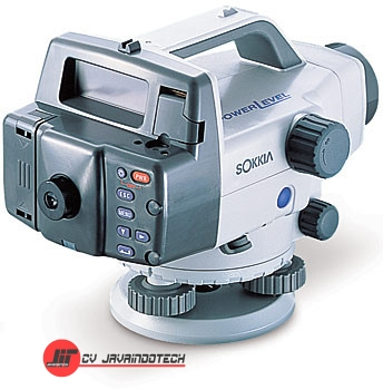 Review Spesifikasi dan Harga Jual Sokkia Digital Level SDL30 original termurah dan bergaransi resmi