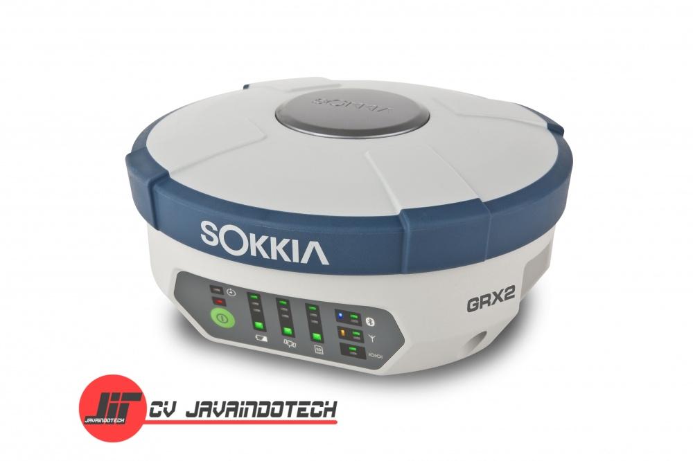 Review Spesifikasi dan Harga Jual Sokkia GRX 2 GNSS System original termurah dan bergaransi resmi