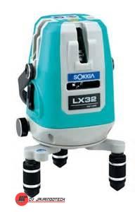 Review Spesifikasi dan Harga Jual Sokkia LX32 Crossline Laser original termurah dan bergaransi resmi