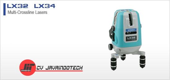 Review Spesifikasi dan Harga Jual Sokkia LX34 Crossline Laser original termurah dan bergaransi resmi