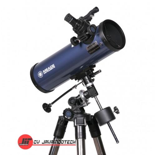 Review Spesifikasi dan Harga Jual Meade Meade 114EQ-ASTR Equatorial Reflector original termurah dan bergaransi resmi