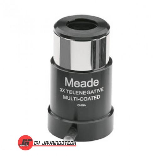 """Review Spesifikasi dan Harga Jual Meade Series 4000 #128 3X Short-Focus Barlow Lens (1.25"""") original termurah dan bergaransi resmi"""