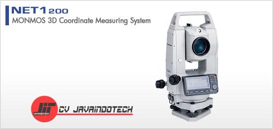 Review Spesifikasi dan Harga Jual Sokkia NET1200 3D Station original termurah dan bergaransi resmi
