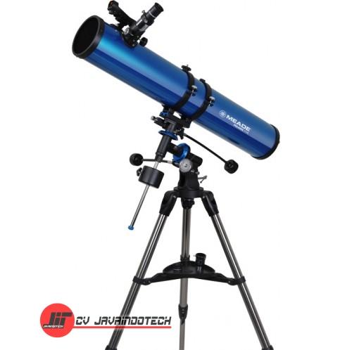 Review Spesifikasi dan Harga Jual Meade Polaris™ 114mm German Equatorial Reflector original termurah dan bergaransi resmi