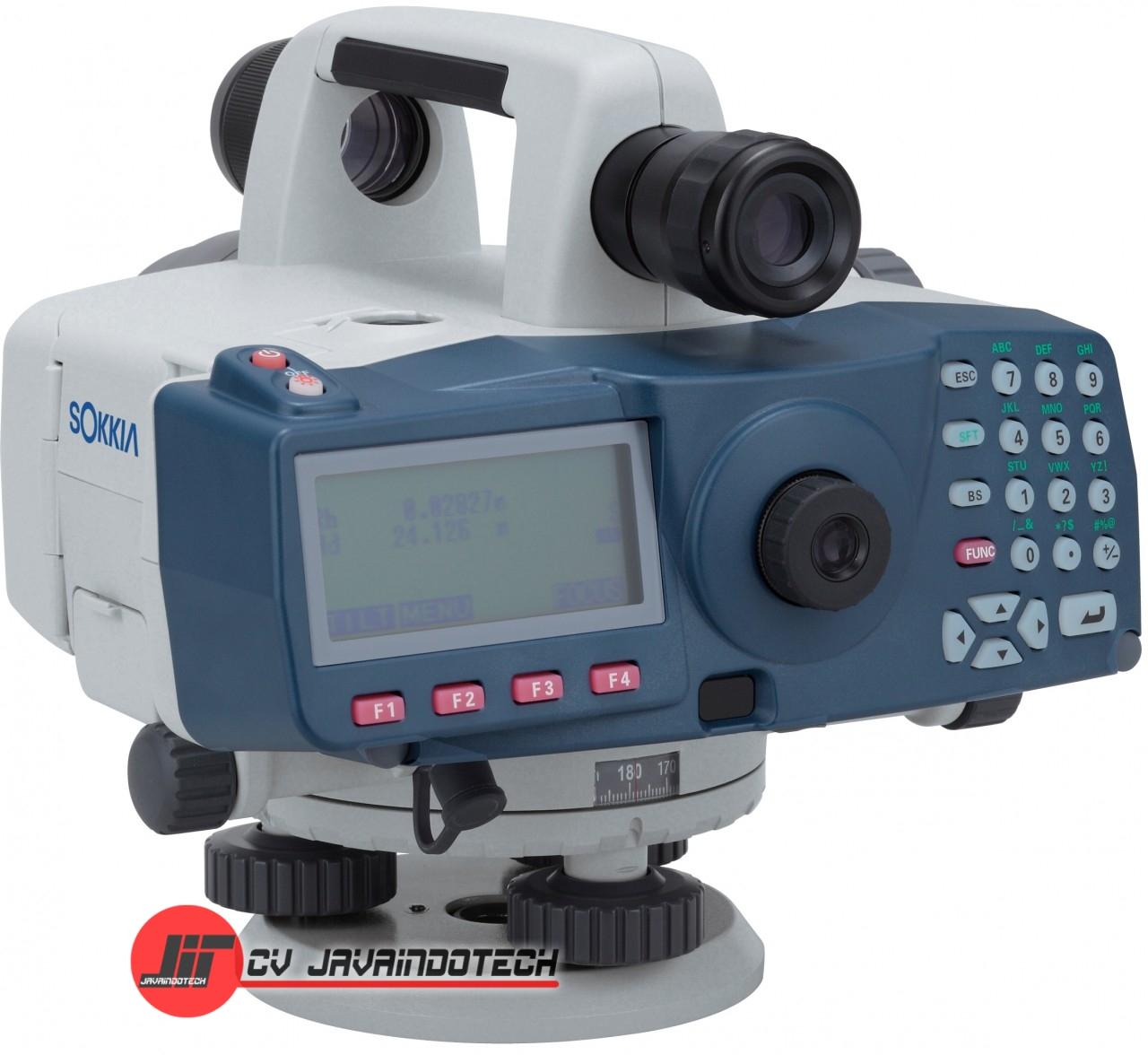 Review Spesifikasi dan Harga Jual Sokkia SDL1X Digital Level original termurah dan bergaransi resmi