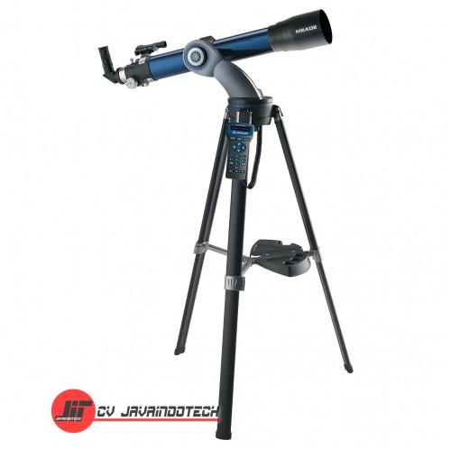 Review Spesifikasi dan Harga Jual Meade StarNavigator 102mm Altazimuth Refractor with AudioStar original termurah dan bergaransi resmi