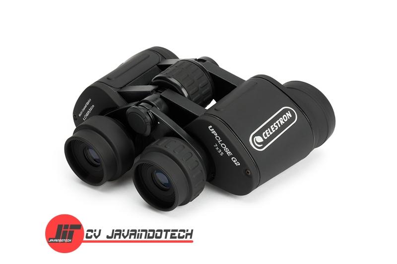 Review Spesifikasi dan Harga Jual Celestron UpClose G2 7x35 Porro Binocular original termurah dan bergaransi resmi