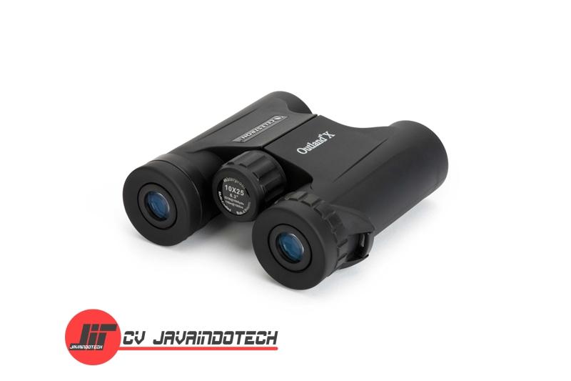 Review Spesifikasi dan Harga Jual Celestron Outland X 10x25 Binocular original termurah dan bergaransi resmi