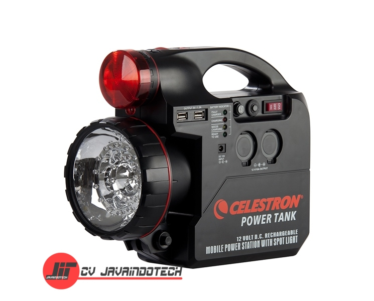 Review Spesifikasi dan Harga Jual Celestron PowerTank 12v Power Supply original termurah dan bergaransi resmi