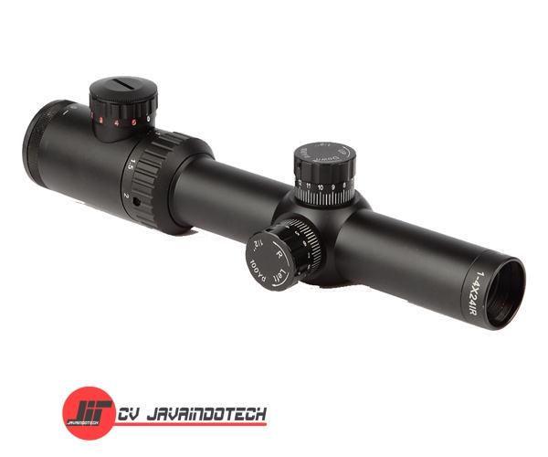 Review Spesifikasi dan Harga Jual Bosma 1-4x24mm Riflescope for Target Shooting original termurah dan bergaransi resmi