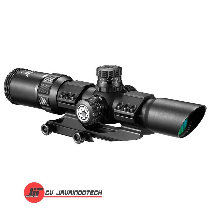 Review Spesifikasi dan Harga Jual Barska 1-4x28 IR SWAT-AR Rifle Scope original termurah dan bergaransi resmi