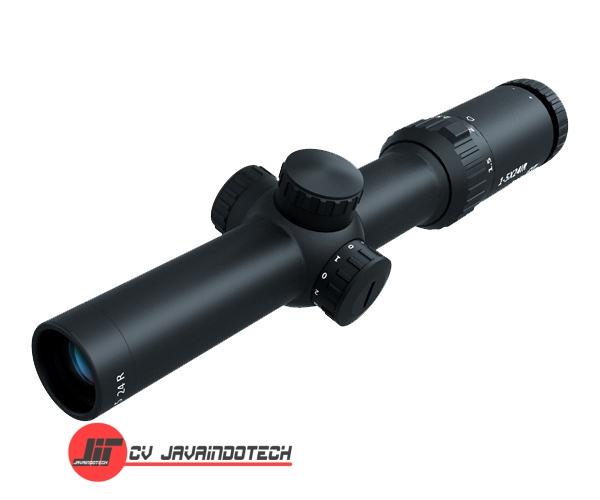 Review Spesifikasi dan Harga Jual Bosma 1-5x24mm Target Shooting Riflescope original termurah dan bergaransi resmi