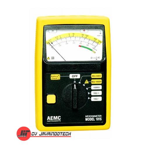 Review Spesifikasi dan Harga Jual AEMC 1015 1000V Megohmmeters original termurah dan bergaransi resmi