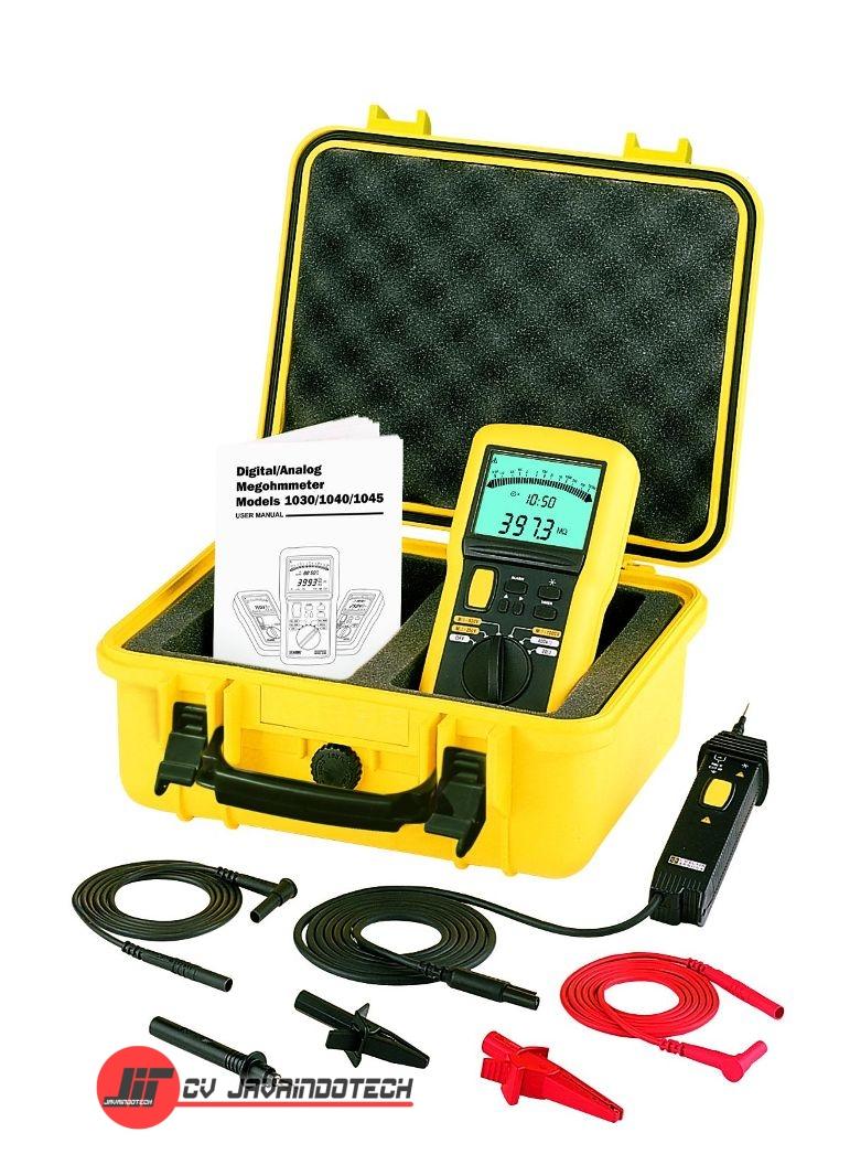 Review Spesifikasi dan Harga Jual AEMC 1035 Kit 500V Megohmmeters original termurah dan bergaransi resmi