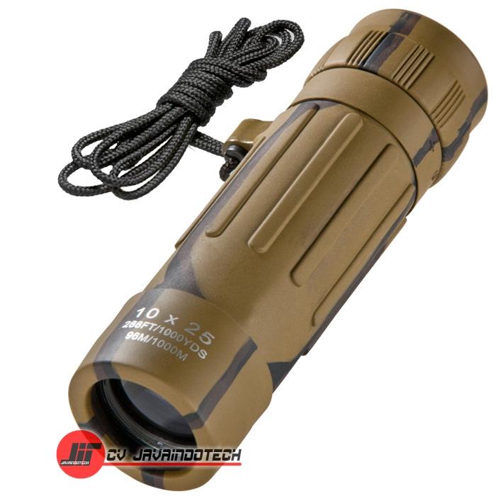 Review Spesifikasi dan Harga Jual Barska 10x25 Lucid View Camo Monocular original termurah dan bergaransi resmi