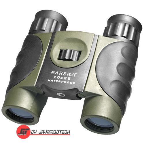 Review Spesifikasi dan Harga Jual Barska 10x25 WP Atlantic Binoculars original termurah dan bergaransi resmi
