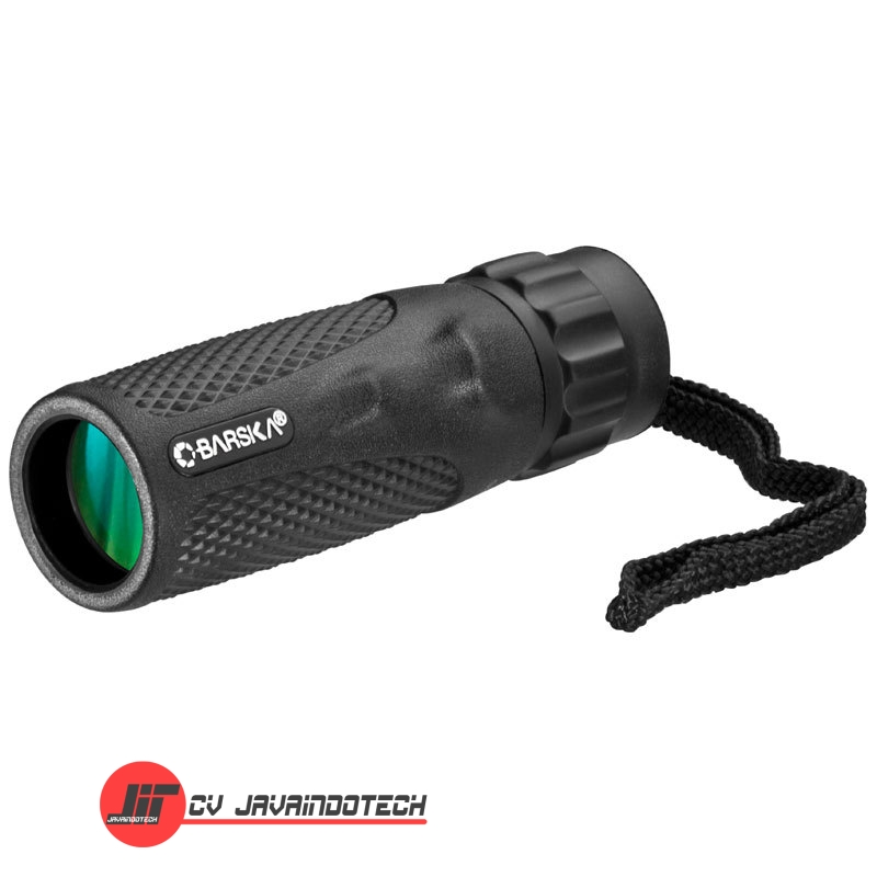 Review Spesifikasi dan Harga Jual Barska 10x25 WP Blackhawk Monocular BK7 Green Lens original termurah dan bergaransi resmi