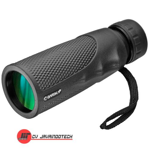 Review Spesifikasi dan Harga Jual Barska 10x40 Blackhawk Monocular BK7 Green Lens original termurah dan bergaransi resmi