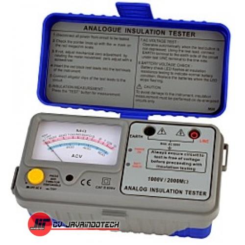 Review Spesifikasi dan Harga Jual SEW Analogue (1kV below) Insulation Testers 1126 IN original termurah dan bergaransi resmi