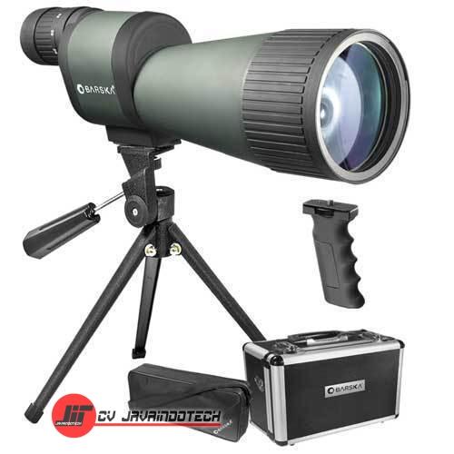 Review Spesifikasi dan Harga Jual Barska 12-60x78 WP Benchmark Spotting Scope original termurah dan bergaransi resmi