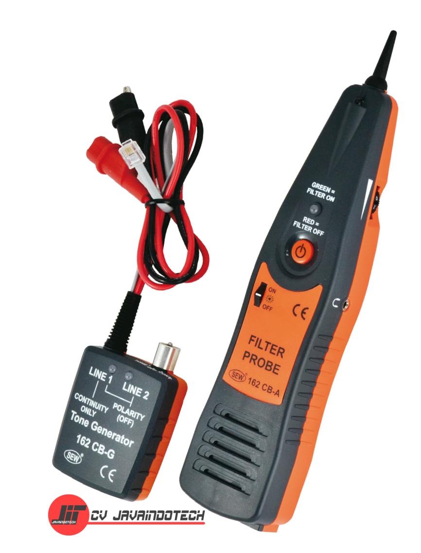 Review Spesifikasi dan Harga Jual SEW Cable Tracers 162 CB original termurah dan bergaransi resmi