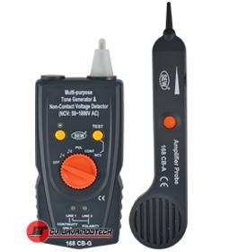 Review Spesifikasi dan Harga Jual SEW Multi-purpose Cable Tester and Non-contact Voltage Detector (2 in1) 168 CB original termurah dan bergaransi resmi